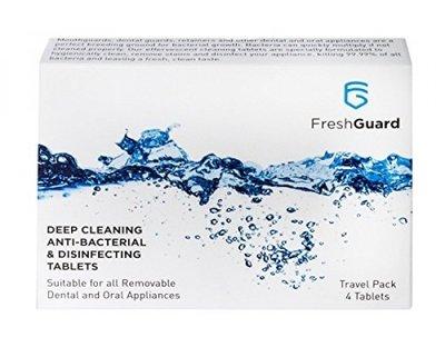 FreshGuard Bruistabletten - 4 pack | Proefpakket / Reispakket